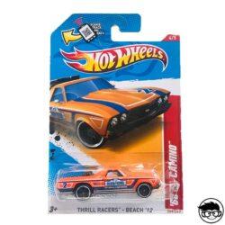 Hot Wheels '68 El Camino Thrill Racers