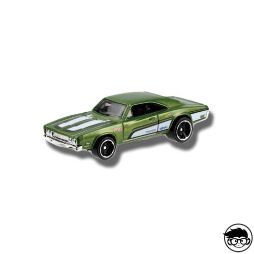 Hot Wheels '69 Dodge Charger 500 loose