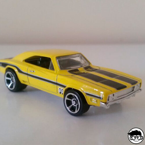 Hot Wheels '69 Dodge Charger 500 real