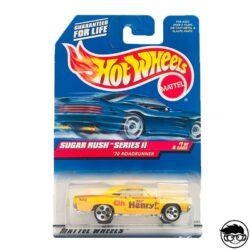 Hot Wheels '70 Road Runner