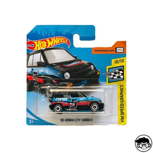 Hot Wheels '85 Honda City Turbo II