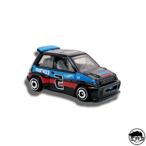 Hot Wheels '85 Honda City Turbo II loose
