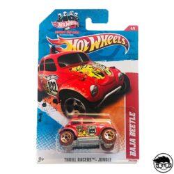Hot Wheels Baja Beetle Thrill Racers