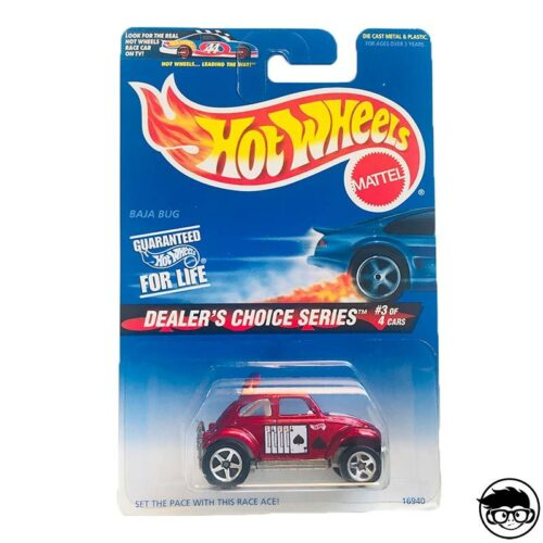 Hot Wheels Baja Bug