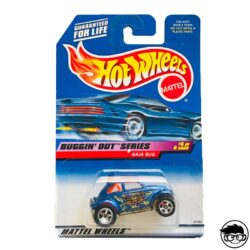 Hot Wheels Baja Bug Buggin' Out Series