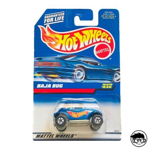 Hot Wheels Baja Bug Mattel Wheels