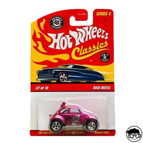 Hot Wheels Classics Baja Beetle