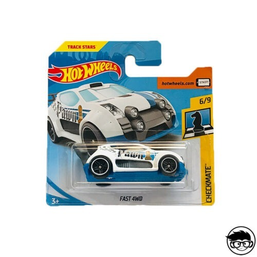 Hot Wheels Fast 4WD