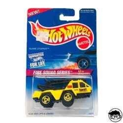 Hot Wheels Fire Squad Series