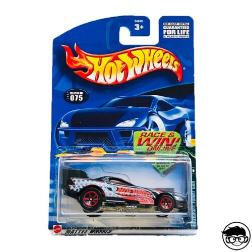 Hot Wheels Firebird Funny Car