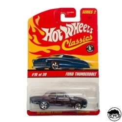 Hot Wheels Ford Thunderbolt