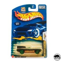 Hot Wheels Jaguar D-Type