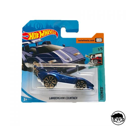Hot Wheels Lamborghini Countach