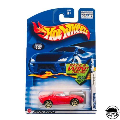 Hot Wheels Lancia Stratos