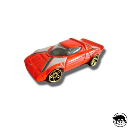 Hot Wheels Lancia Stratos loose