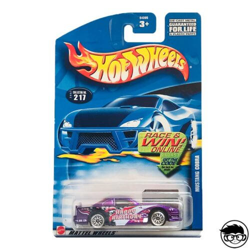 Hot Wheels Mustang Cobra
