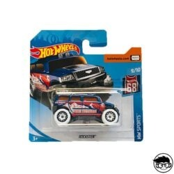 Hot Wheels Rockster