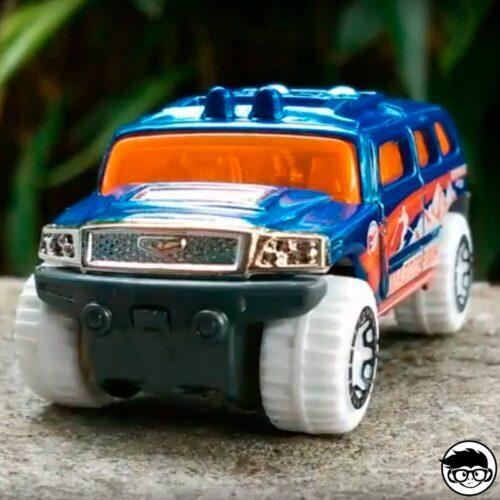 Hot Wheels Rockster real
