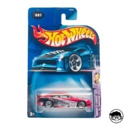 Hot Wheels SS Commodore