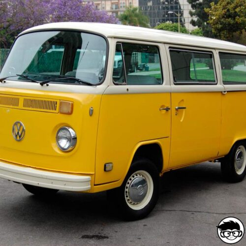 Hot Wheels VW Bus 50K Special Edition real