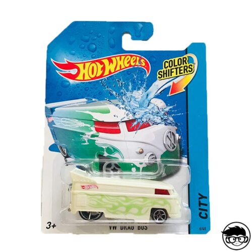 Hot Wheels VW Drag Bus City