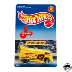 Hot Wheels VW Racing Bus