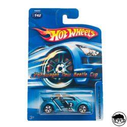 Hot Wheels Volkswagen New Beetle Cup