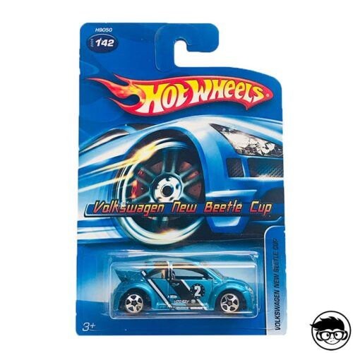 Hot Wheels Volkswagen New Beetle Cup