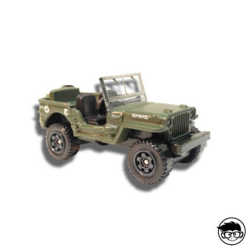 MATCHBOX-43-JEEP-WILLYS-MBX-RESCUE-65-ANNIVERSARY-LOOSE