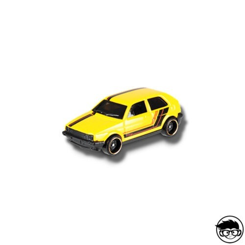hot-wheeels-vw-golf-mk2-loose-yellow