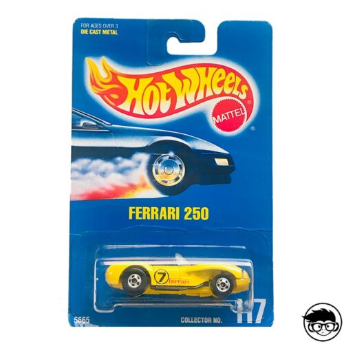 hot-wheels-ferrari-250-yellow-collector-n-117-long-card