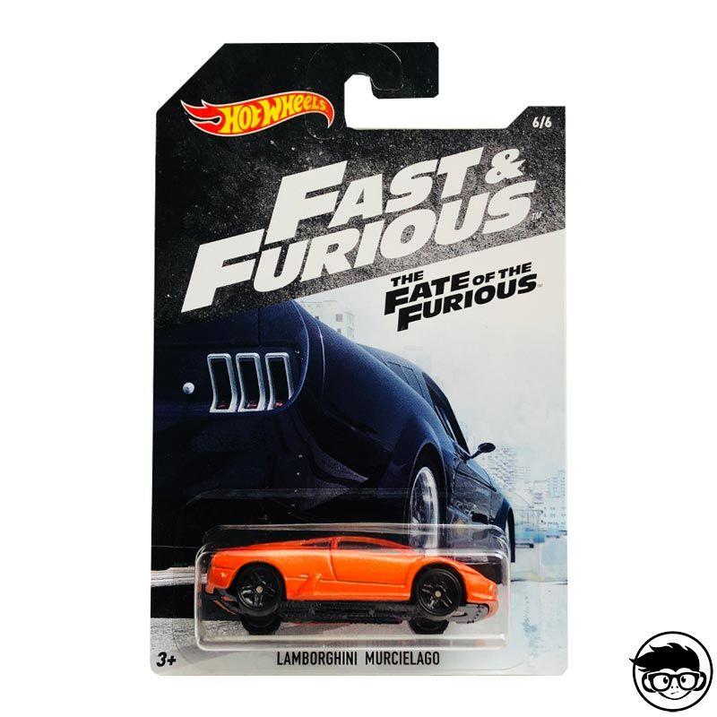 ᐅ Hot Wheels Fast Furious Lamborghini Muercielago Fast
