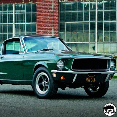 Greenlight 1968 Ford Mustang GT real