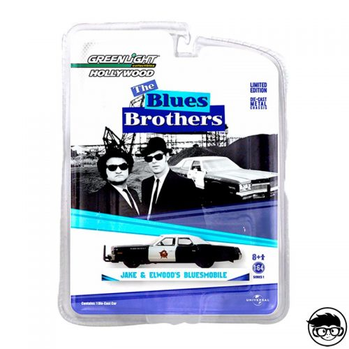 Greenlight Dodge Mónaco Blues Brothers