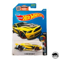 Hot Wheels '13 Ford Mustang GT