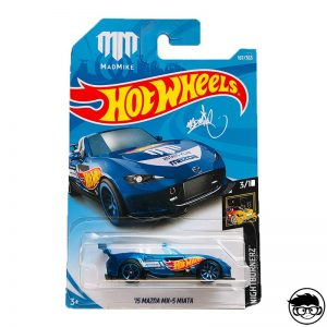 Hot Wheels '15 Mazda MX 5 Miata