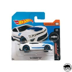 Hot Wheels '16 Camaro SS