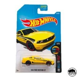 Hot Wheels 2010 Ford Mustang GT