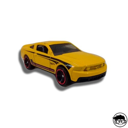 Hot Wheels 2010 Ford Mustang GT loose
