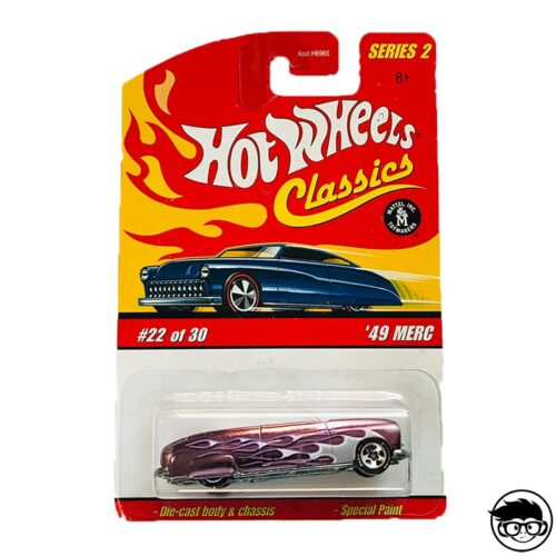 Hot Wheels '49 Merc
