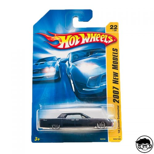 Hot Wheels '64 Lincoln Continental