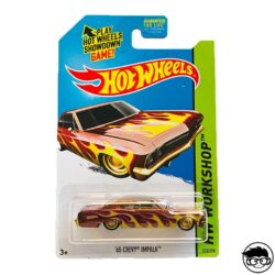 Hot Wheels '65 Chevy Impala