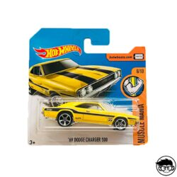 Hot Wheels '69 Dodge Charger 500