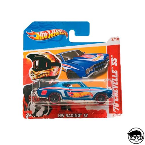 Hot Wheels '70 Chevelle SS HW Racing 12
