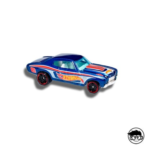 Hot Wheels '70 Chevelle SS HW Racing 12 loose