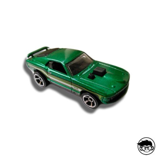 Hot Wheels '70 Ford Mustang Mach 1 HW City loose