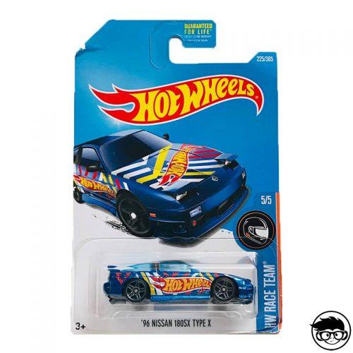 Hot Wheels '96 Nissan 180SX Type X