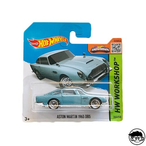 Hot Wheels Aston Martin 1963 DB5