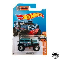 Hot Wheels Bad Mudder 2