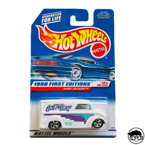 Hot Wheels Dairy Delivery 1998 First Editions